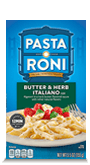 Menu Item Pasta Roni Butter & Herb Italiano