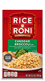 Menu Item Rice A Roni Cheddar Broccoli