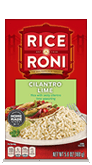 Menu Item Rice A Roni Cilantro Lime