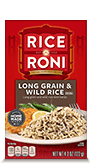 Menu Item Rice A Roni Long Grain & Wild Rice