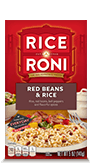 Menu Item Rice A Roni Red Beans & Rice
