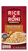 Menu Item Rice A Roni Rice Pilaf