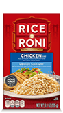 Menu Item Rice A Roni Lower Sodium Chicken