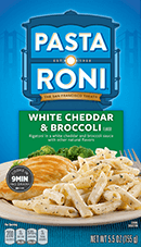 White Cheddar & Broccoli