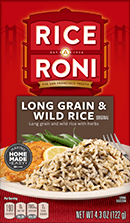 Long Grain & Wild Rice