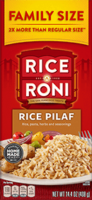 Family Size Rice Pilaf