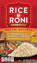 Rustic Recipes Parmesan & Romano Cheese