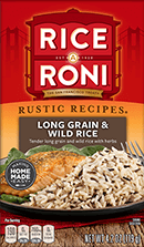 Rustic Recipes Long Grain & Wild Rice