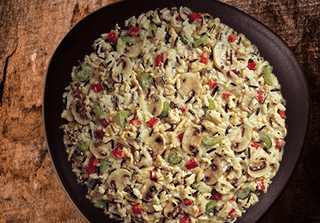 Turkey and Wild Rice Risotto Recipe